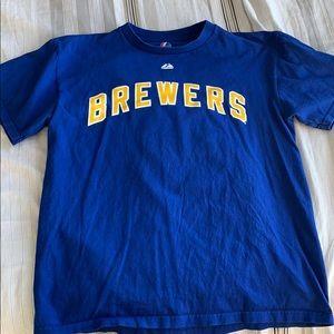 Brewer shirt